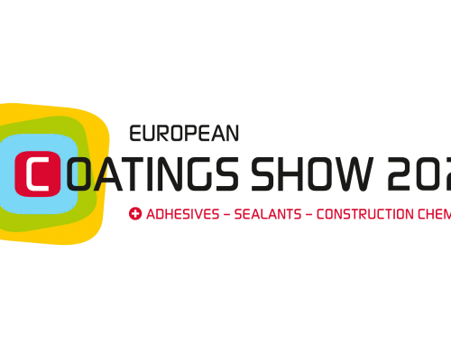 Meet us at the European Coatings Show 14th to 16th September 2021!