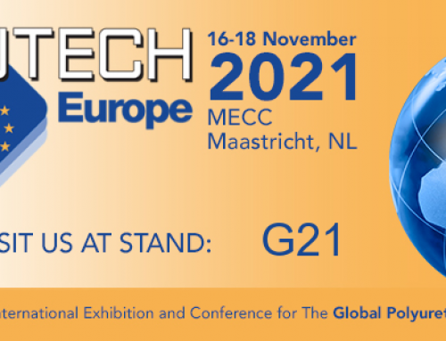 Meet us at the UTECH 16th to 18th November 2021!